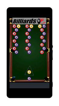Shooter Billiards Ball Pool screenshot 1