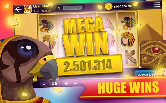 Slots Deluxe Classic Free Spins Bonus Casino Games apk screenshot