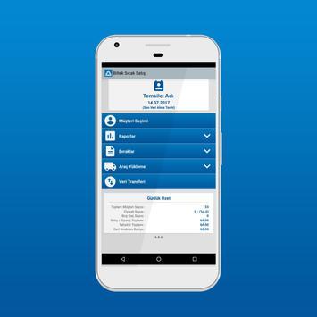 Mobarch - Saha Satış (Demo) screenshot 4