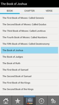 New King James Bible apk screenshot