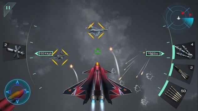 Sky Fighters تصوير الشاشة 6
