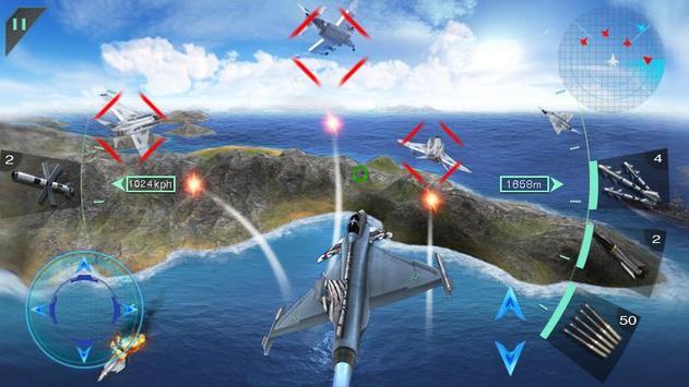 Sky Fighters تصوير الشاشة 7