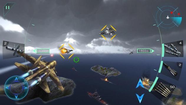 Sky Fighters تصوير الشاشة 8