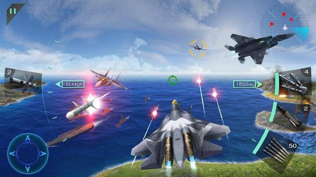Sky Fighters تصوير الشاشة 10