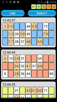 Bingo Line apk screenshot