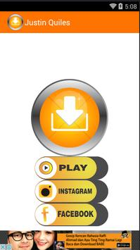 Justin Quiles Songs & Lyrics apk screenshot