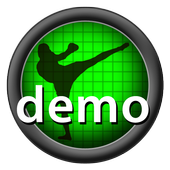 Get Fight Fit Timer Demo icon