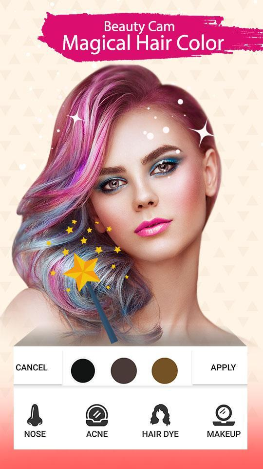3610eae0d39 Candy Face Filters, Stickers, Selfie Editor for Android - APK Download