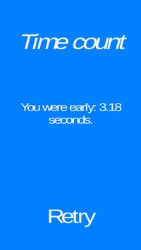 Time count screenshot 2