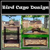 Bird Cage Design icon