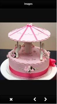 1st Birthday Cake Design apk screenshot
