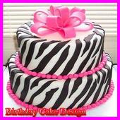 Birthday Cake Design icon