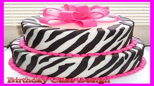 Birthday Cake Design apk screenshot