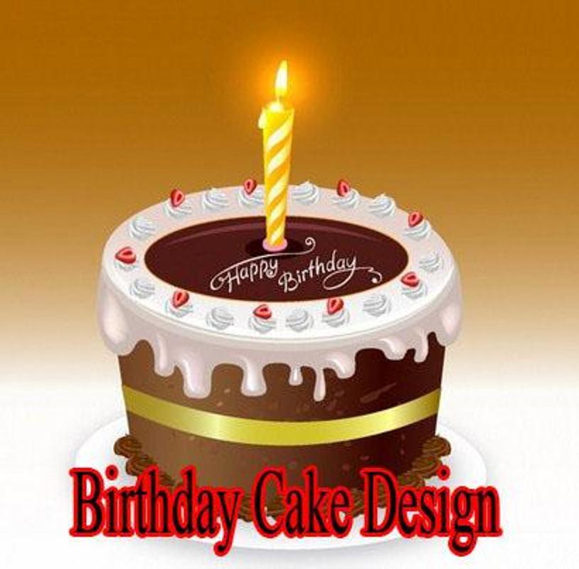 Birthday Cake Design Ideas Screenshot 9