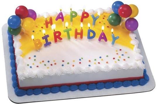 Birthday Cake Designs apk screenshot