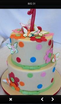 Birthday Cake Idea screenshot 1