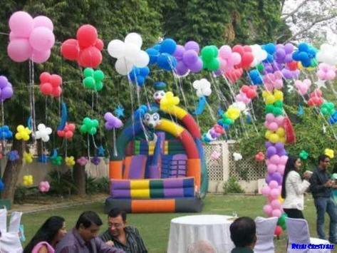 Birthday Decoration Ideas apk screenshot