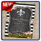 Birthday Invitation Maker icon