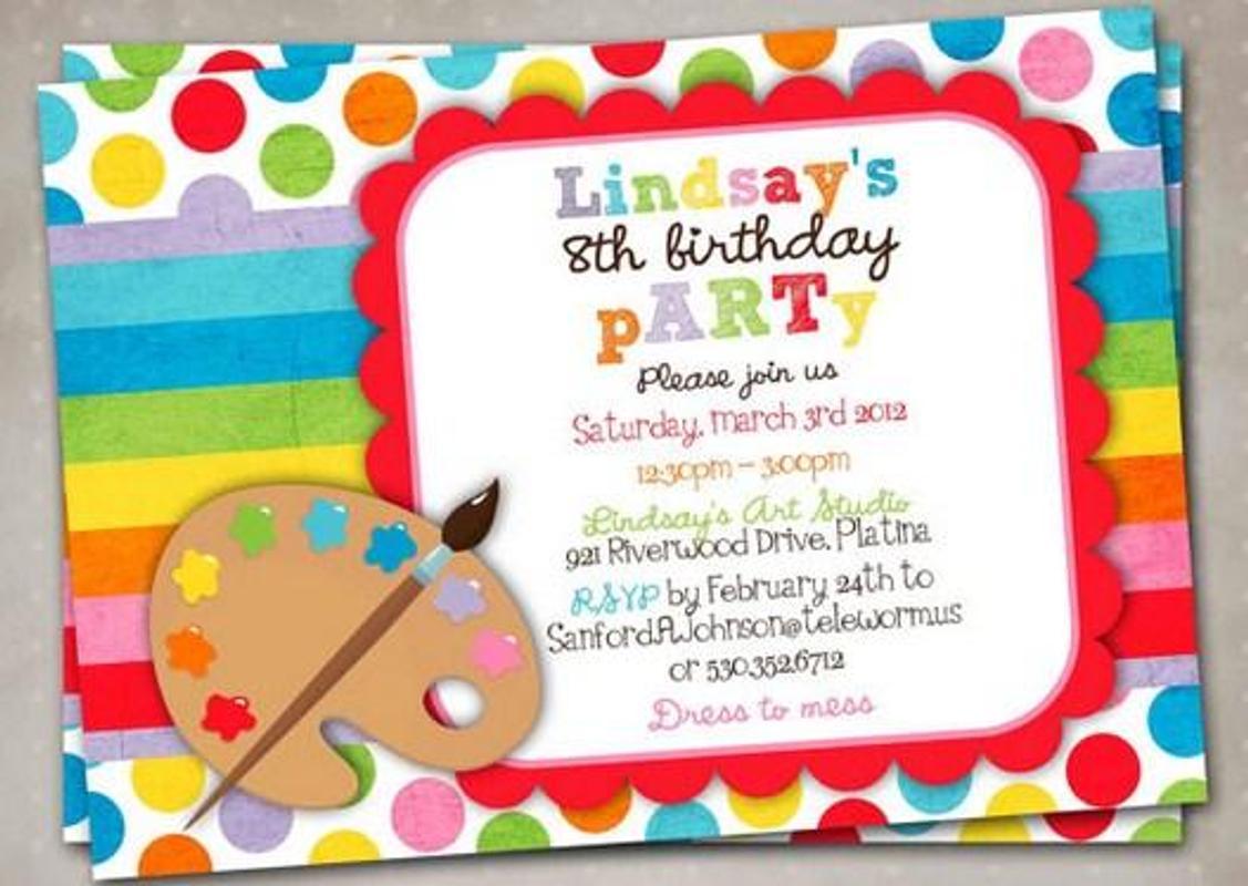 Birthday Invitation Card Maker Screenshot 6