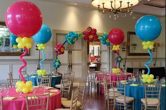 Birthday Party Balloon Ideas apk screenshot