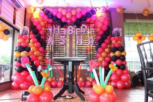 Birthday Party Decorations screenshot 3