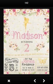 Birthday Party Invitation Card screenshot 4