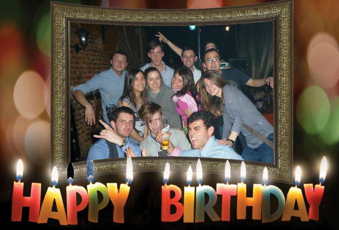 Birthday Photo Editor Frames APK Download - Free Personalization APP ...