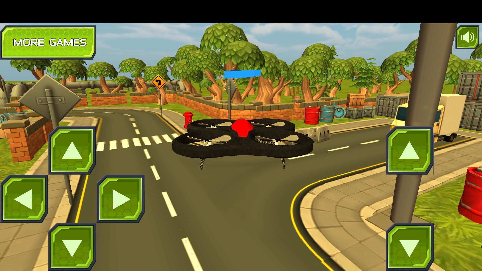 Real Drone Simulation for Android - APK Download