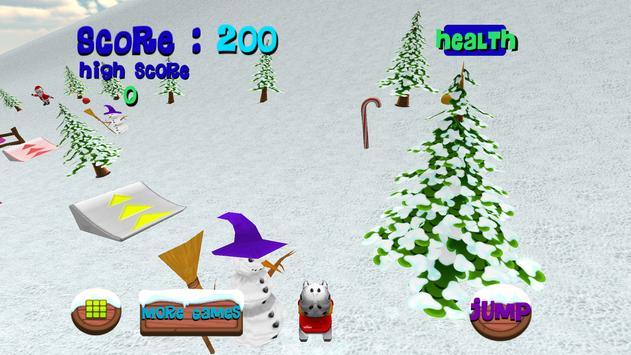 Ski Sim: Christmas apk screenshot