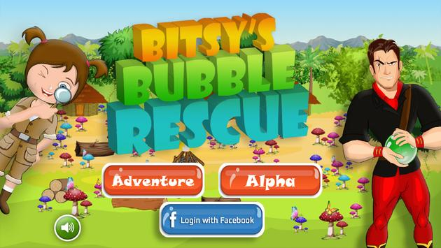 Bitsy's Bubble Rescue poster