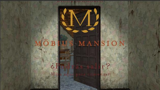 Möbius Mansion VR + Ads poster