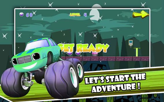 NEW Blaze Monster Trucks: Machine Racing apk screenshot