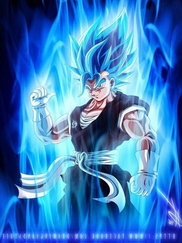 Black Goku Super Saiyan Rose 4k For Android Apk Download
