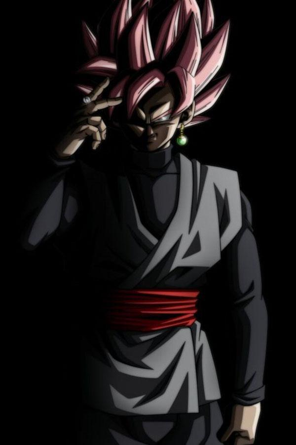 Black Goku Super Saiyan Rose Hd 2018 Dlya Android Skachat Apk