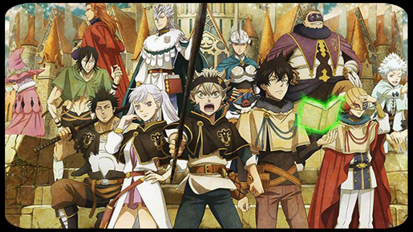 Black Clover Wallpaper for Android - APK Download