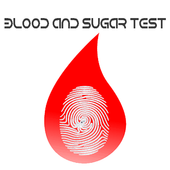 Blood & Sugar Test (Prank). icon