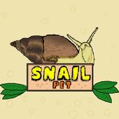 Snail Pet - Free Virtual Pet icon