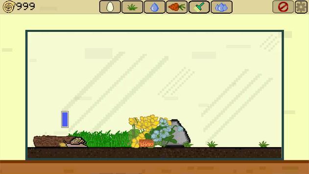 Snail Pet - Free Virtual Pet screenshot 2