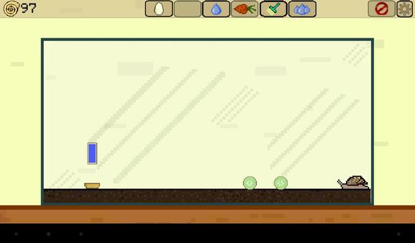 Snail Pet - Free Virtual Pet screenshot 4