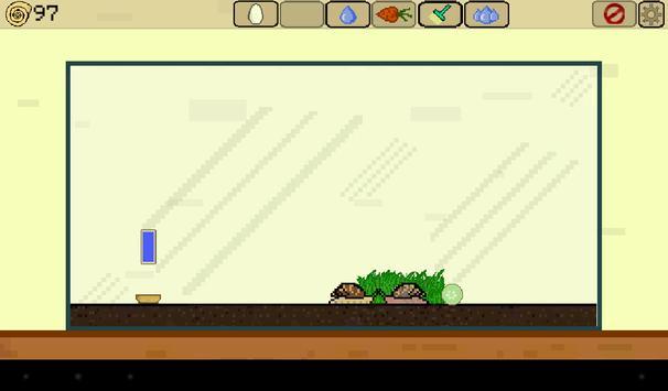 Snail Pet - Free Virtual Pet screenshot 5