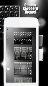 Black Keyboard Themes poster