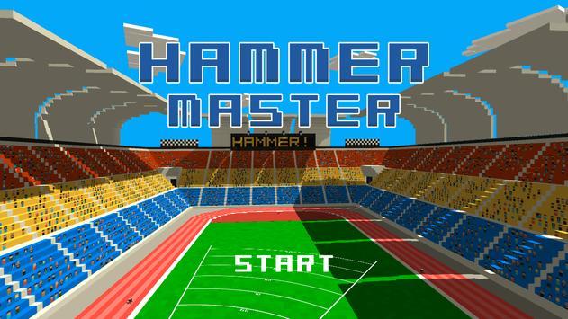 Hammer Master poster