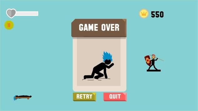 StickMan Super Power screenshot 5