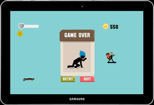 StickMan Super Power screenshot 10