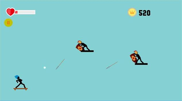 StickMan Super Power screenshot 1