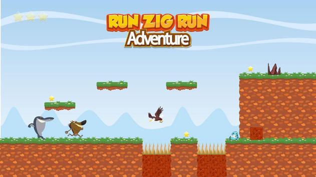 RUN Zig RUN Adventure : from the policeman Sharko screenshot 4