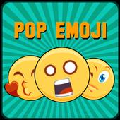 Pop Emoji Faces : emoticon Blitz icon