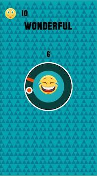 Pop Emoji Faces : emoticon Blitz apk screenshot
