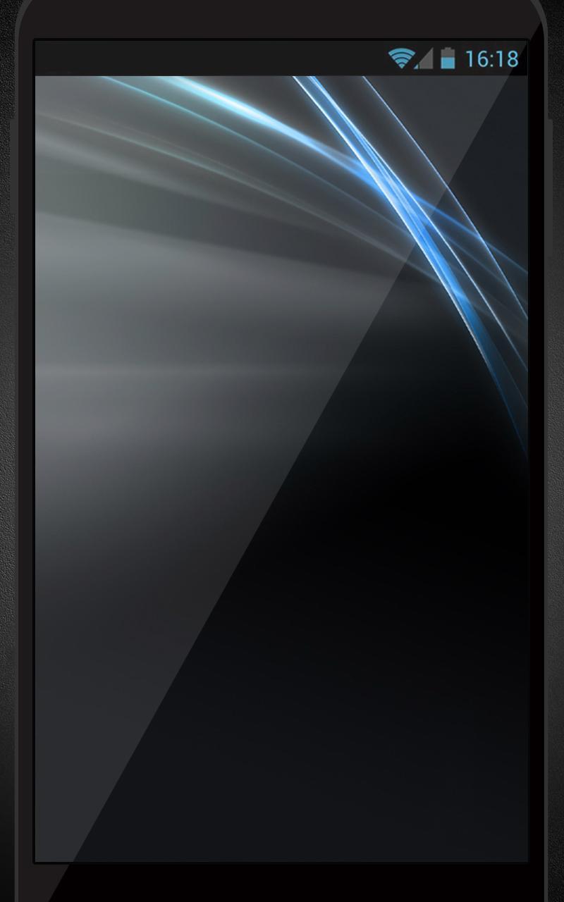 Android 用の 黒ライブ壁紙 Apk をダウンロード