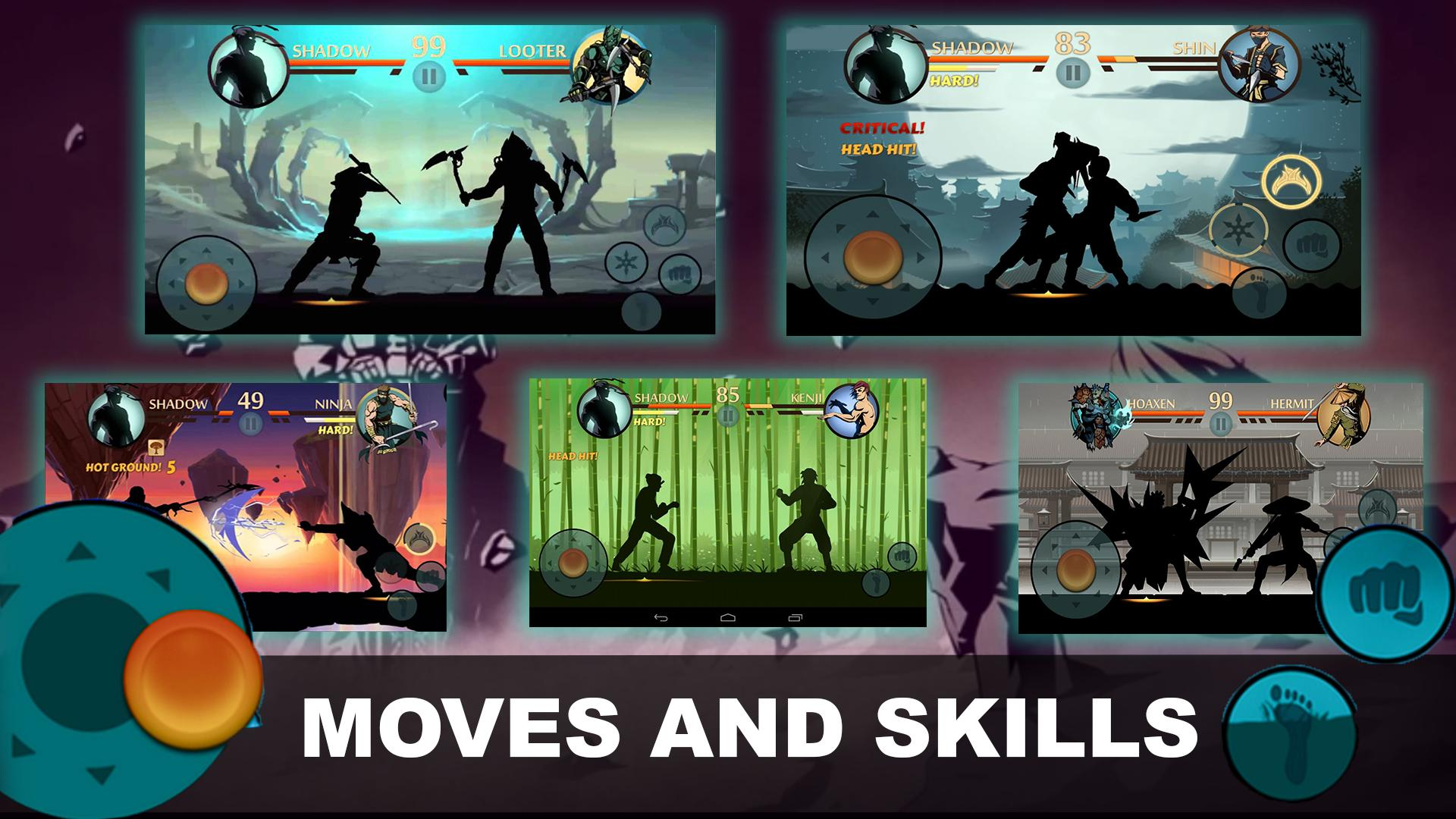 Epic Shadow Fight 2 APOCALYPSE for Android - APK Download